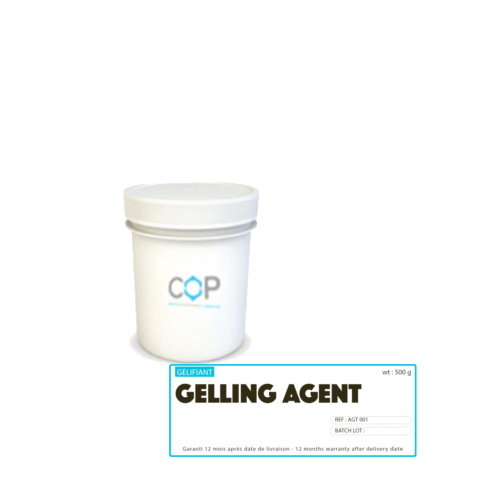 agent gelifiant